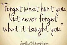 Great sayings. / by Elizabeth Wood