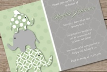 Green & Gray Elephants