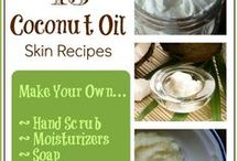 Coconut Oil /  Coconut Oil is Great ! / by Robyn Durler