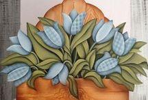 pintura / by Rosa Nogueira