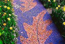 Mosaics in Gardens