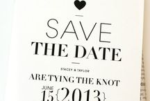 Wedding ! Save the date