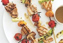 Seafood Recipes / These simple seafood recipes are satisfying and delicious—and they're all low in unhealthy fats, carbs and cholesterol. / by Health Monitor
