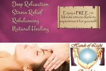Breaktime - Reiki Healing / Breaktime Massage offers Reiki Healing through our partnership with Hands of Light Reiki.  Come try the relaxing rebalance Reiki offers!  You can take advantage of our free 10-minute intro to Reiki too!