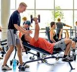 Rec Personal Training. / Our facility offers Certified Personal Trainers that are there to work with you to develop an appropriate exercise program and closely supervise your progress. By assessing your fitness goals first, our trainers can create a personalized workout plan, teach you how to properly perform exercises, and keep you motivated.   Make an appointment here https://auburncampusrec.formstack.com/forms/personal_training_appt