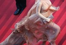Festival de Cannes / festival de cannes, cannes, glamour, tapis rouge, palme d'or, red carpet, luxury dresses, luxe, cinema, movie, celebrities, actress, actrices,