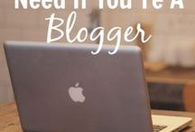 Blogging-The Technical Stuff / Blogging Tips