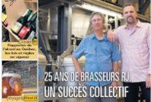 Bières et Plaisirs - Publications et articles / Le plus grand média francophone sur l'actualité de la bière au Québec avec plus de 150 000 lecteurs.  #media #biere #quebec #bieresetplaisirs