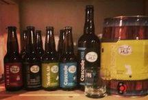 Bières de microbrasseries québécoises / Parcourez le Québec à partir de votre compte #pinterest afin de découvrir les #microbrasseries #québécoises et leurs produits.