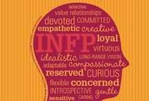 """INFP / Introverted Intuitive Feeling Perceiving """"The Idealist""""  www.leadwithconfidence.com"""