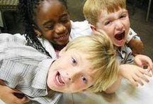 Moeilijk gedrag / Hulp voor overblijfkrachten bij het signaleren, omgaan en het stoppen van pesten tijdens de tussenschoolse opvang op de basisschool.