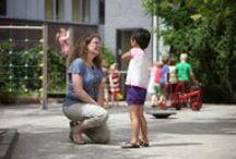 Begeleiden / Praktische adviezen en tips voor overblijfkrachten voor het begeleiden van kinderen  volgens pedagogische principes tijdens de tussenschoolse opvang op de basisschool.