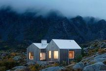 Alpine architecture | Mountain retreat