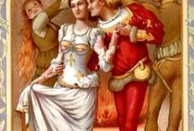 Medieval Christmas / In Book 2, Thomas and Merry celebrate Christmas in their new home. http://www.amazon.com/Marry-Your-Stella-Marie-Alden-ebook/dp/B017KPHKVO