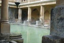 Medieval and Roman Baths / Get a glimpse of the small Roman Bathhouse the Ann and Marcus have in their estate. then download: http://www.amazon.com/dp/B00WRNKOOU