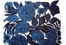 Flower paint / design