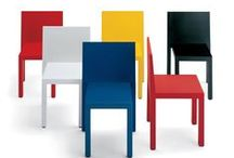 Rainbow Furniture / Colours reflect personality and, like features, follow the changes of the emotions. We present an exciting range of colored products, inspired by rainbows. A colour explosion to suggest you the best colour choices, because every space needs the fair design object. Spread the colours on Pinterest!