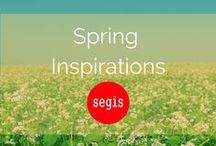 Spring inspirations | Segis / Spring is about to arrive. Are you prepared for the changing of the season? Get ready for spring 2016 with these furniture inspirations. We're adding excitement and efficiency to your search for the perfect furniture. Spread the colours!
