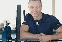 Персональный тренер / Персональные тренировки. Составление программ тренировок и питания.