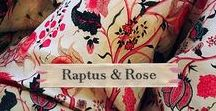 Botanical Palace Pant / Impalpable cotton and silks printed with luxuriant and visionary gardens full of peonies, roses and extravagant leaves.Choose your R&R Botanical Palace Pant with a click upon the variation you are interested in. Discover everything we do at raptusandrose.com