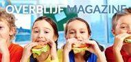 Overblijf Magazine / Dit is het Overblijf Magazine! Voor vrijwiligers in de tussenschoolse opvang!