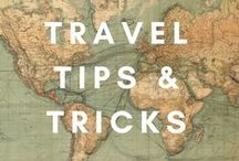 Travel Tips & Tricks / Travel Tips | Travel Guides | Packing Lists and more to better your adventures!