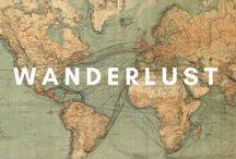 Wanderlust / Travel | Explore | Discover | Top Destinations around the World