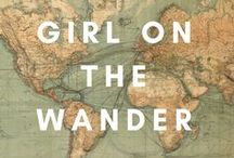 Girl on the Wander