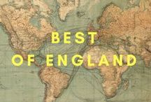 Best of England / Travel Tips | Guides | Destinations and more in historical England!