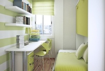 Garden lodge space savers / Handy ways to make the most of a garden room or cabin.