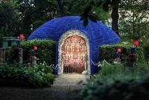 Brilliant garden buildings