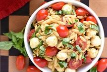 Healthy Dinner Ideas / Try something new! Make simply delicious dinners with our collection of healthy recipes. / by NorthShore University HealthSystem
