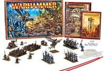 Miniatures: Warhammer Fantasy and other fantasy minis / by Mark Sellers