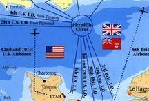 Military History : WW I & WW II / by Mark Sellers
