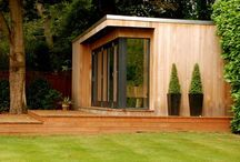 Garden Lodges Recently Completed / Garden Lodges build and construct garden lodges, offices, studios and traditional lodges in as little as 3-4 weeks. Here are images of our recently completed garden buildings.