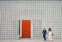 Palm Springs Weddings / Palm Springs wedding planning, inspiration, decor, design, fashion, venues, flowers, cakes