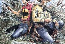 Comics, Manga, Vignettes and Other Illustrations