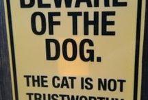 Signs and Warnings
