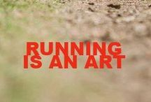 Running - Another Form Art! / Painting and Drinking is one way to Relax and Unwind!   Running, when done fun can certainly be another!