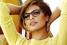 Famous Frames / Famous Figures in Frames! Stars in Spectacles! Celebrity glasses fashion for you!