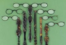 Seeing Through Time / Frames Throughout History, History of Glasses, History of Vision, History of Optometry