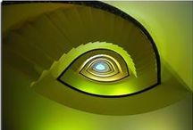 Spectacle! / Eye-themed artwork, Eye Art, Vision Art, Glasses Art, Eyeball Art, Spectacles Art, Eye Architecture, Eye Sculptures, Glasses Sculptures, Glasses Figures