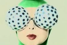 VISIONARIES / silly eye fashion, silly glasses fashion, silly spectacles fashion