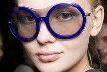 Spring/Summer Eyewear Fashion (2015) / Upcoming Eyewear Trends - Spring 2015, Summer 2015