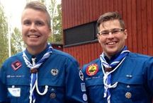 Creating a better World - Scouting / We are creating a better world.