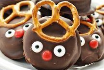 Healthy Holiday Desserts / Eat This, Not That shares 12 Days of Healthy Holiday Cookie recipes to let you indulge this holiday season and cut the calories.