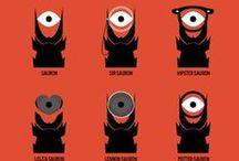 Just Vision Things / goofy eye/vision humor