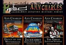 Deadwood, Jackrabbit Junction, Dig / Books By Ann Charles