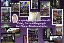 Ann Charles / Books by Ann Charles