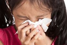 Seasonal Allergies / The experts at NorthShore University HealthSystem share top tips and remedies for combating seasonal allergy symptoms.  / by NorthShore University HealthSystem